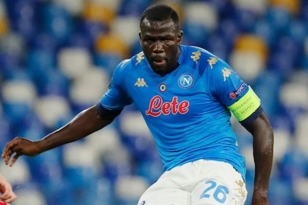 Manchester United made an offer 30M for Koulibaly but get rejected
